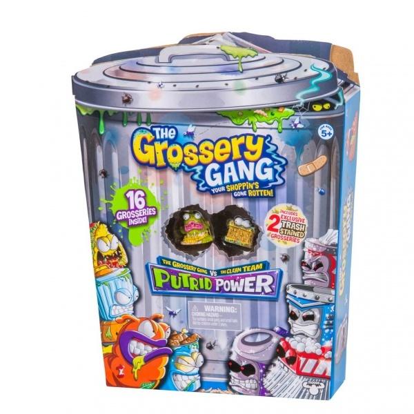 Grossery Gang Mega Paket