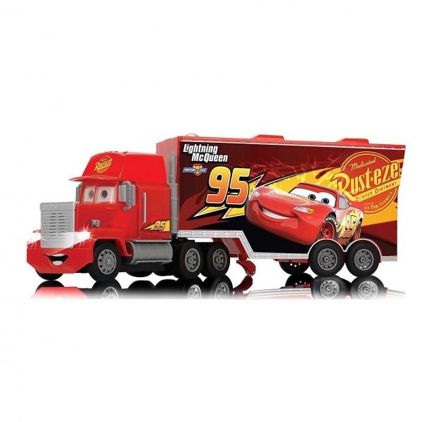 Cars 3 1:24 Uzaktan Kumandalı Turbo Mack Tır