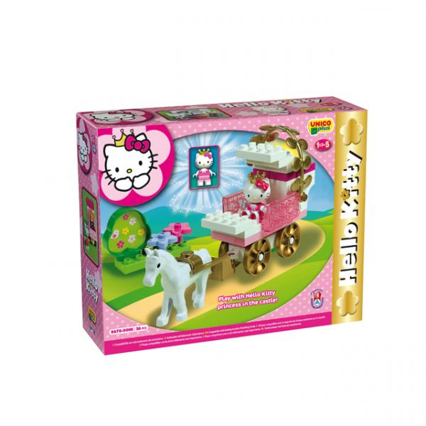 Bloklar : Hello Kitty Fayton