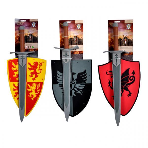 Kılıç Kalkan Seti
