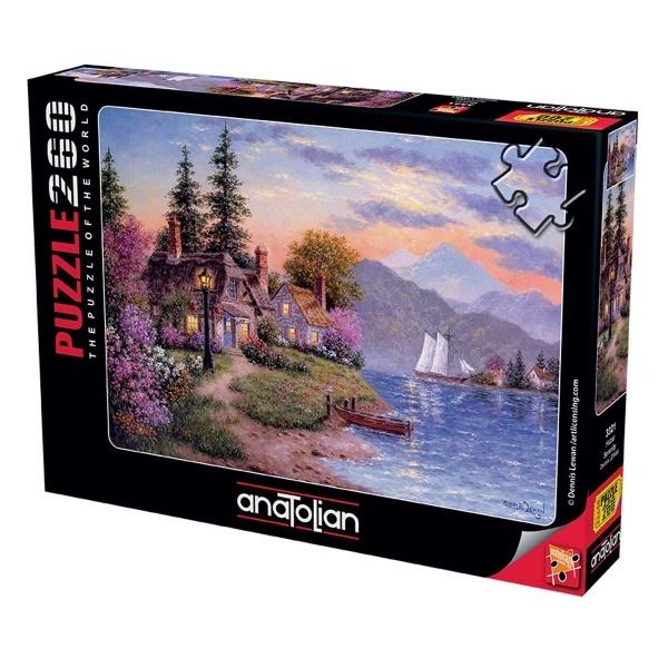 260 Parça Puzzle : Huzur