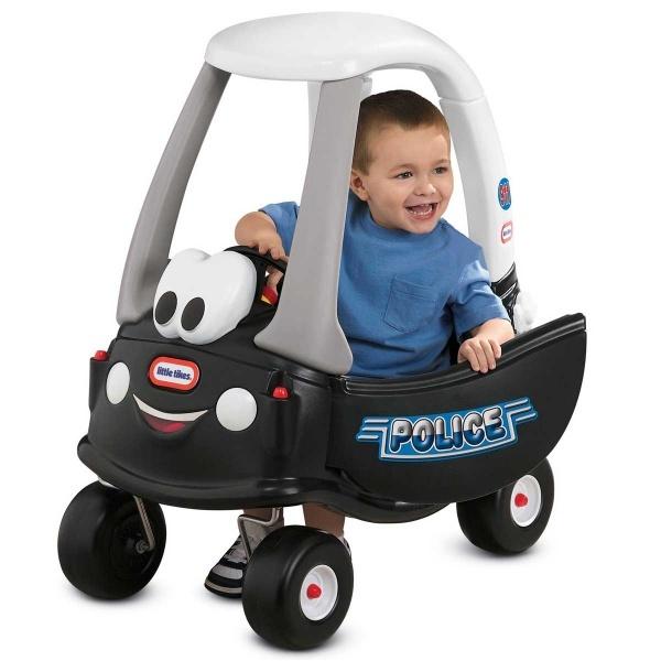 Little Tikes Cozy Coupe Polis Arabası