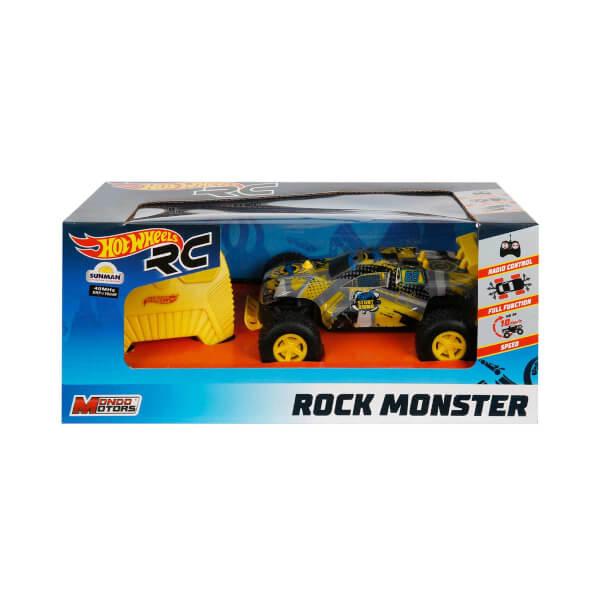 Hot Wheels Rock Monster Araba