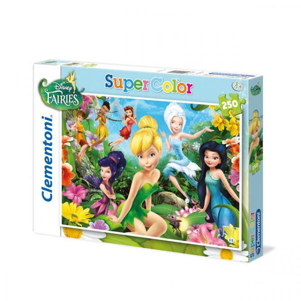 250 Parça Puzzle : Disney Fairies