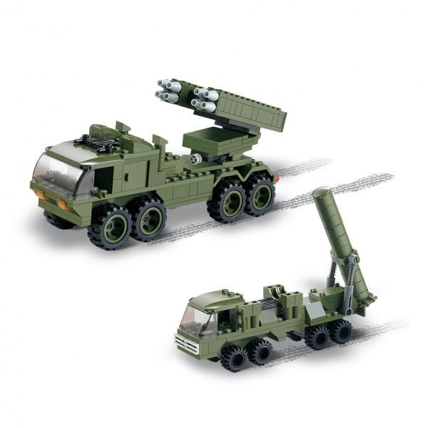 Yapım Seti: Askeri Uçak J5822A
