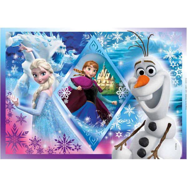 60 Parça Puzzle : Frozen Hope For The Kingdom
