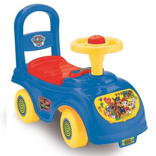 Paw Patrol İlk Aracım