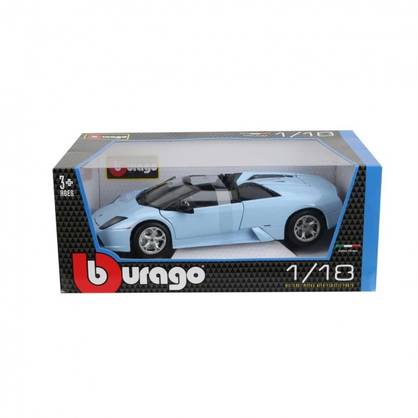 1:18 Lamborghini Murcielago Roadster Model Araba