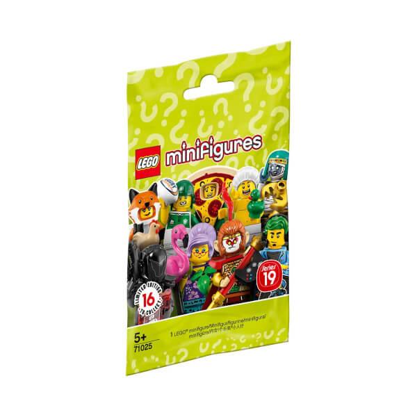LEGO Mini Figür Seri 19 71025