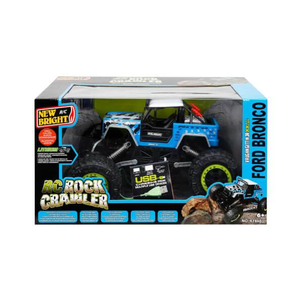 1:14 Uzaktan Kumandalı Rock Crawler 4x4 Araç
