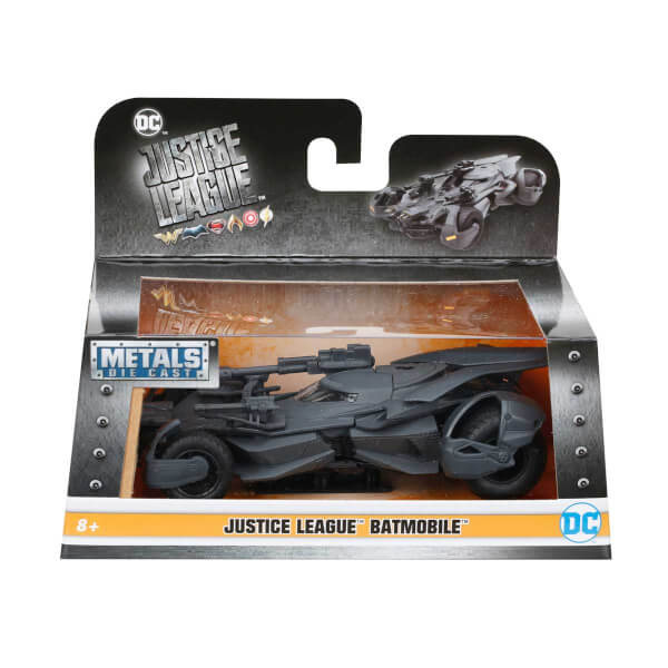1:32 Batman Justice League Batmobile Metal Araba