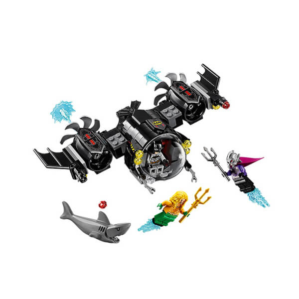 LEGO DC Comics Super Heroes Batman Denizaltı ve Sualtı Çarpışması 76116