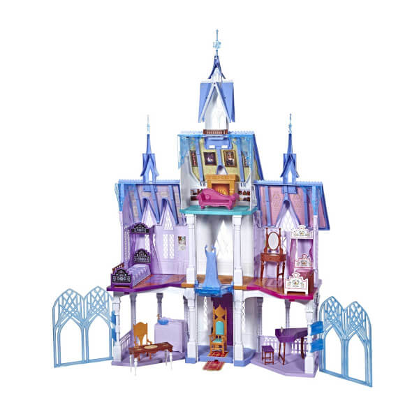 Disney Frozen 2 Isikli Dev Arendelle Satosu E5495 Toyzz Shop