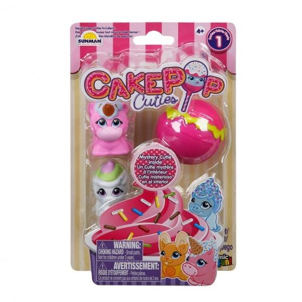 Cake Pop Cuties 3'lü Paket S1