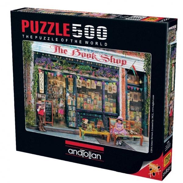 500 Parça Puzzle : Çocuk Kitabevi
