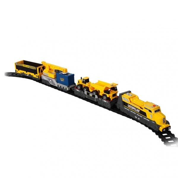 CAT Iron Diesel Işıklı Tren Seti