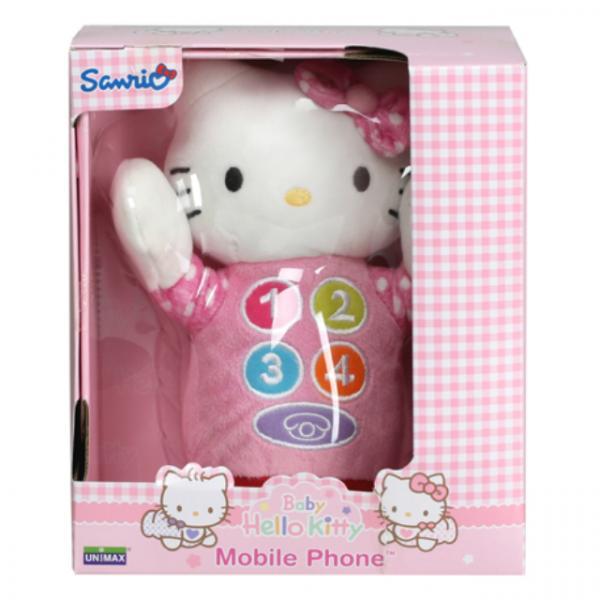 Hello Kitty Cep Telefonu