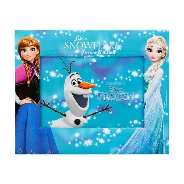Frozen Fotoğraf Çerçevesi