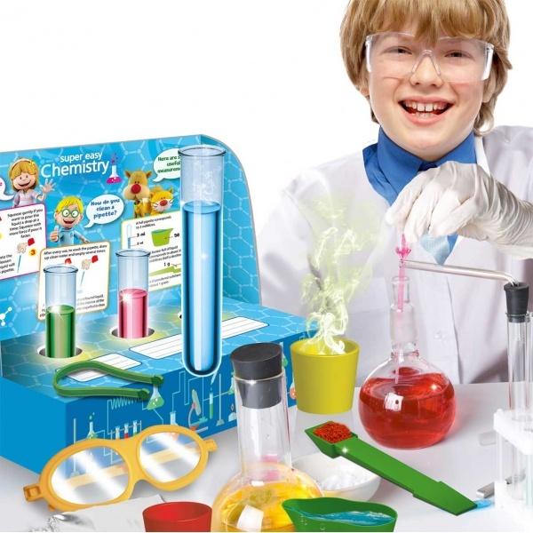Süper Kolay Kimya Deney Seti
