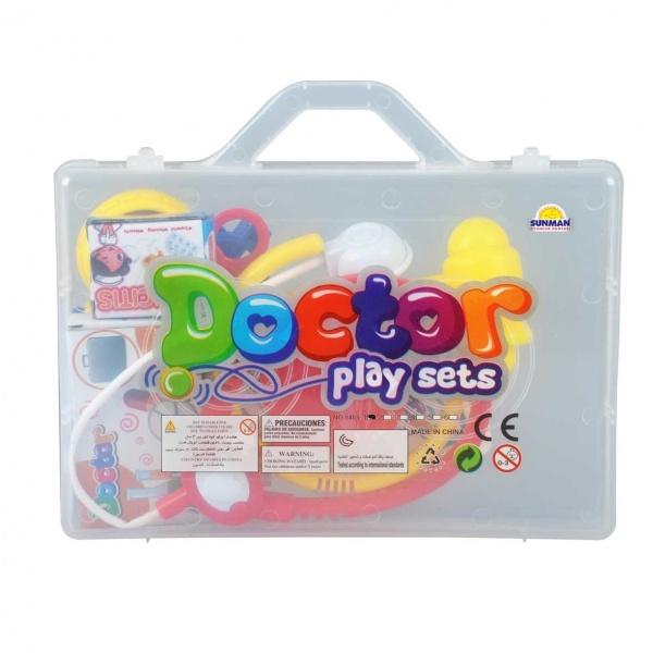Çantalı Doktor Seti