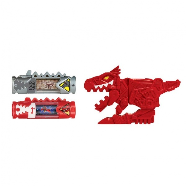 Power Rangers Dino Super Charge 2'li Dino Yükleyici Set