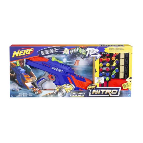 Nerf Nitro MotoFury Rapid Rally C0787