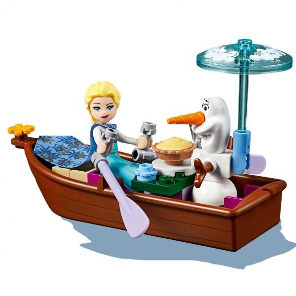 LEGO Disney Princess Elsa'nın Pazar Macerası 41155