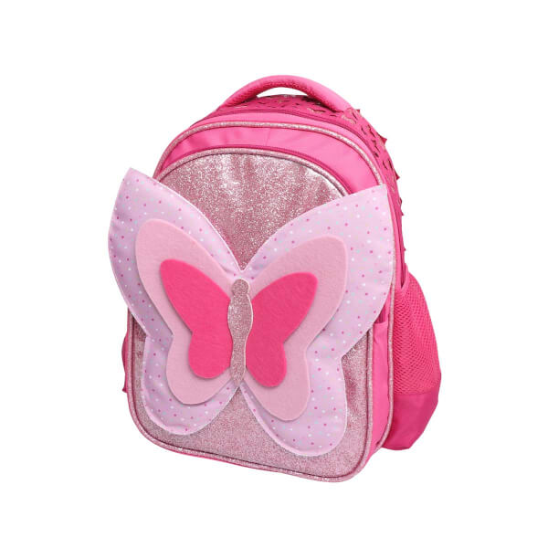 Lollas Butterfly Okul Çantası 40155