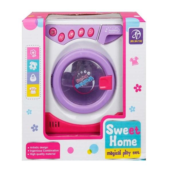 Sweet Home Sesli Çamaşır Makinesi