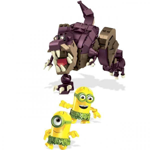 Mega Bloks Dinozor Aracı