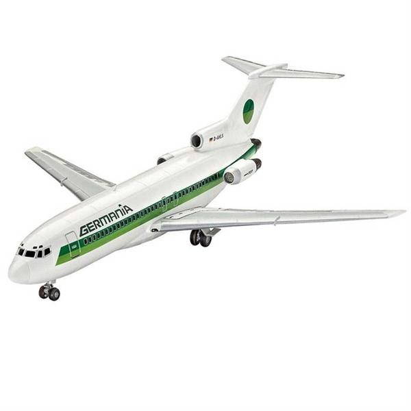 Revell 1:144 Boeing 727-100 Model Set Uçak 63946