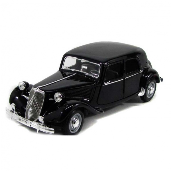 1:18 Maisto Citroen 15 Cv 6 Cyl Model Araba
