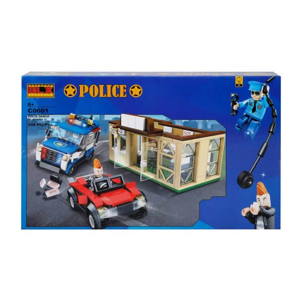 Yapım Seti: Polis Serisi C0601