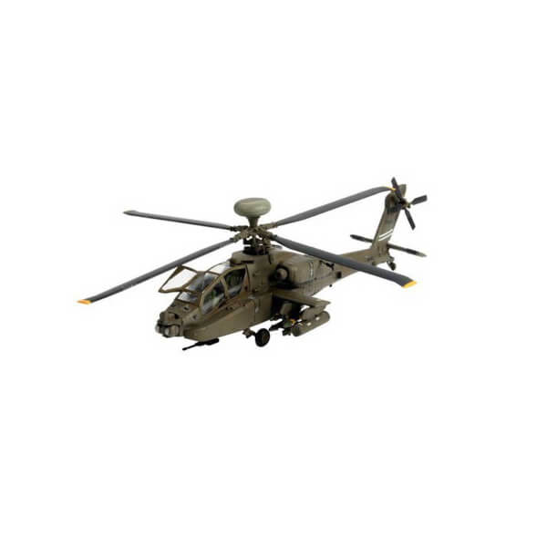 Revell 1:144 Ah-64D Longbow Apache Helikopter 4046