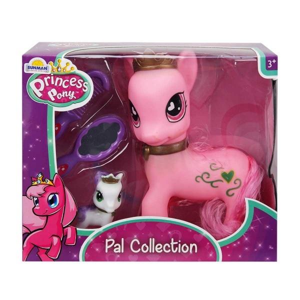 Pony Saç Tasarım Güzellik Seti