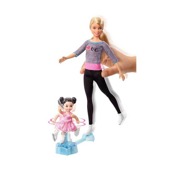 Barbie Spor Kariyeri Oyun Seti Serisi