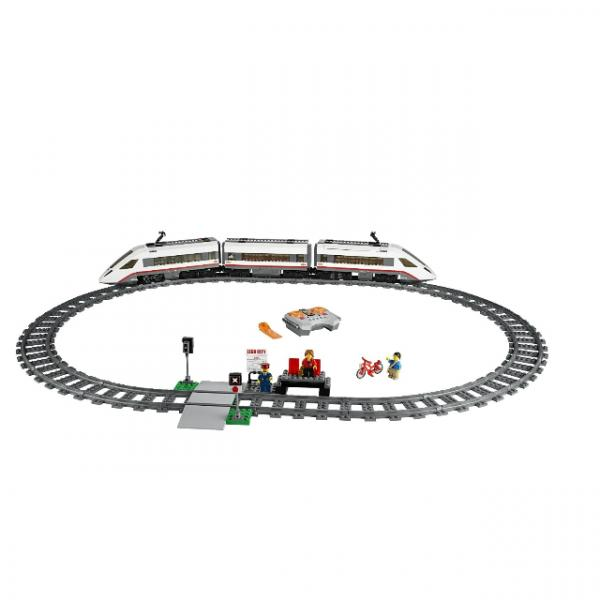 Lego City Yuksek Hizli Yolcu Treni 60051 Toyzz Shop