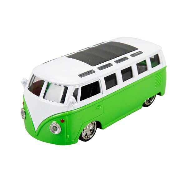 Sesli ve Işıklı Minibüs 14 cm.