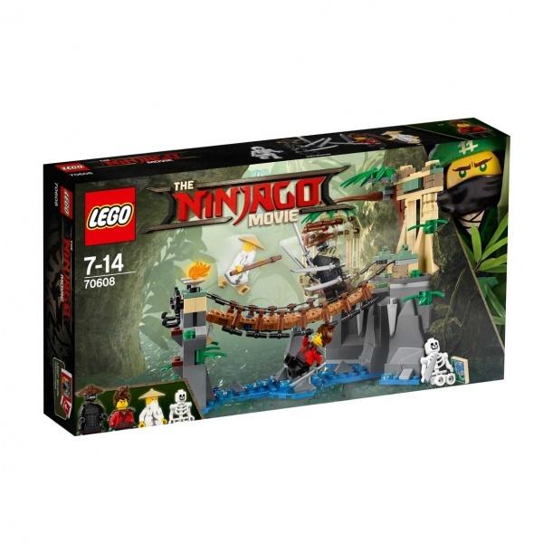 LEGO Ninjago Usta Şelalesi 70608