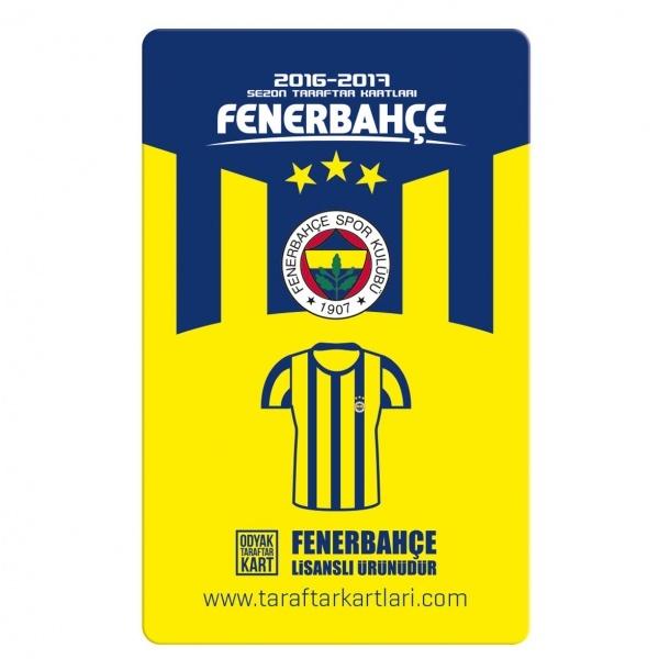 FB Futbolcu Kartları 2016-2017
