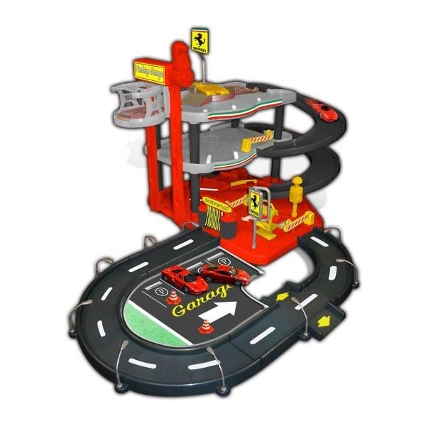 1:43 Ferrari Garaj Seti