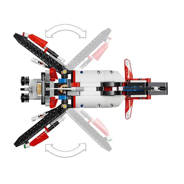 LEGO Technic  Kurtarma Helikopteri 42092