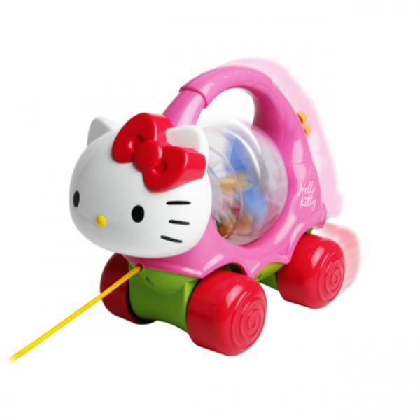 Hello Kitty İpli Çek Dönsün