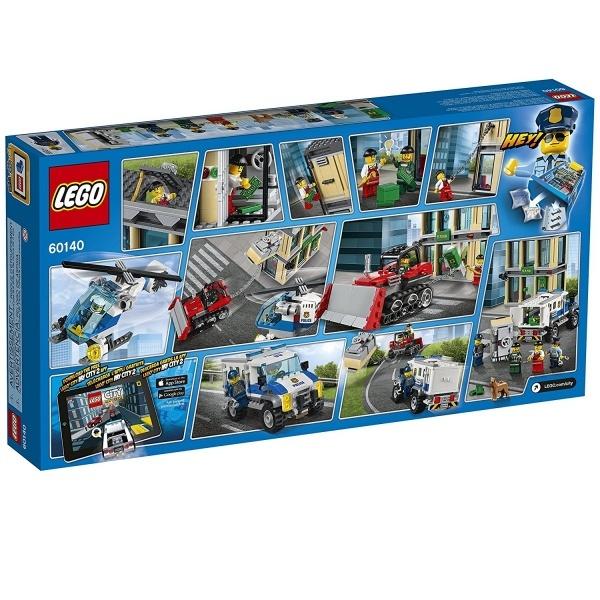 LEGO City Buldozer Soygunu 60140