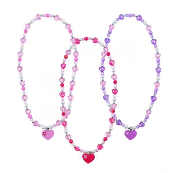Pink Poppy Kalpli Kolye