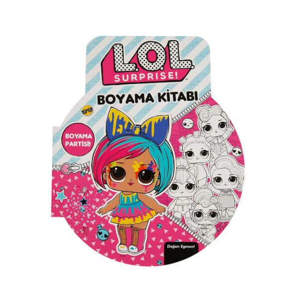 L O L Surprise Boyama Partisi Boyama Kitabi Toyzz Shop