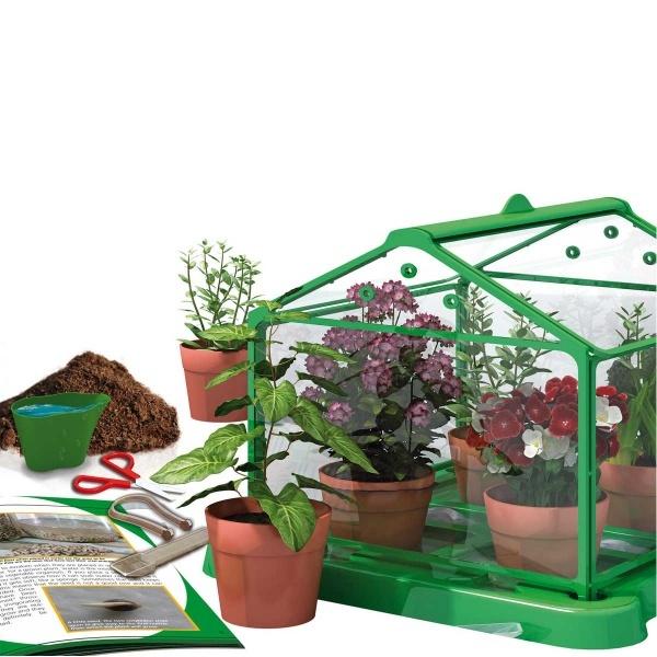 İlk Botanik Bahçem Deney Seti