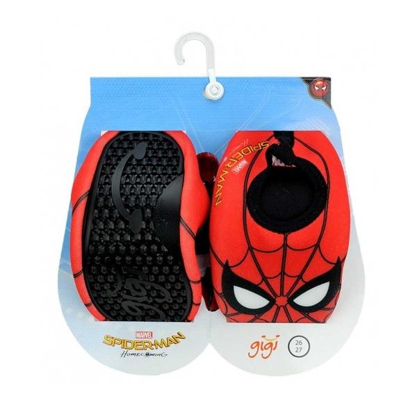 Spiderman Deniz ve Havuz Ayakkabısı Kırmızı