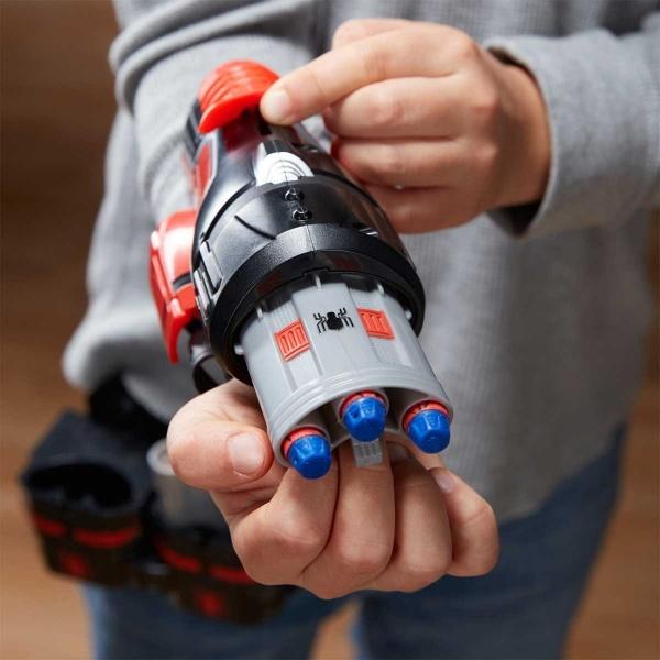 Spiderman Eve Dönüş Süper Dart Fırlatıcı