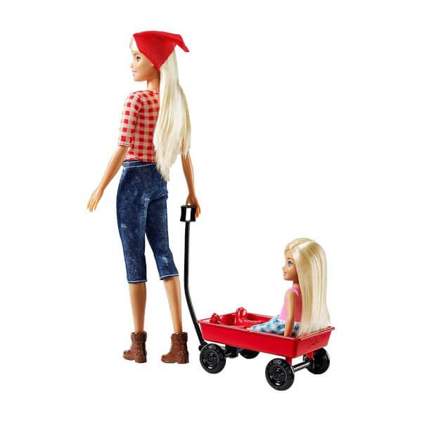 Barbie Çiftlikte Çiftçi Kardeşler GCK84